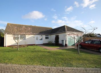 Thumbnail 3 bed detached bungalow for sale in Hillborough Close, Bexhill-On-Sea