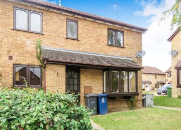 Thumbnail 2 bed detached house to rent in Newton Road, Sawtry, Huntingdon