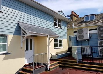 Thumbnail 2 bed maisonette to rent in Torbay Road, Paignton