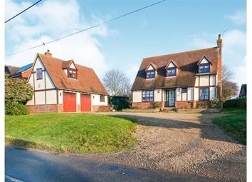 Thumbnail 4 bed property to rent in Great Raveley, Huntingdon