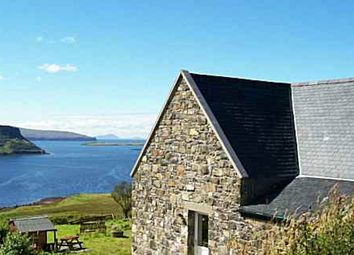 Thumbnail 4 bed detached house for sale in 32 Lochbay, Waternish