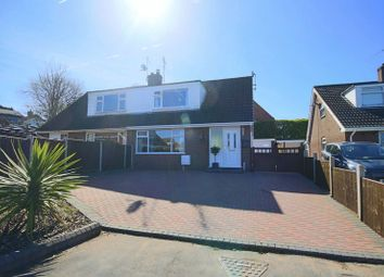 Thumbnail 3 bed semi-detached house for sale in Maple Drive, Loggerheads, Market Drayton
