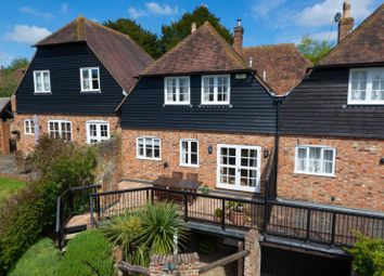 Thumbnail 3 bed terraced house for sale in Church Cottage Oast, Vicarage Lane, Selling