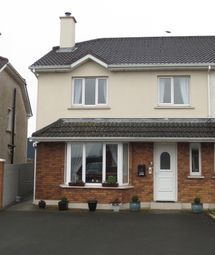 Thumbnail 4 bed semi-detached house for sale in No 3 Jairdin Drive, Loughrea, Galway