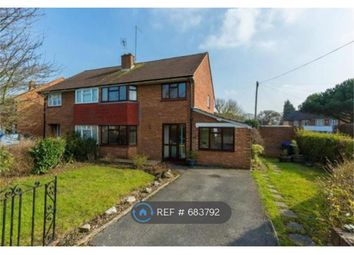 3 bed semi-detached house to rent in Whitehouse Way, Iver SL0