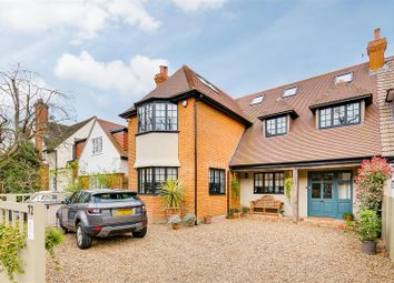 Thumbnail 5 bed semi-detached house for sale in Barrowgate Road, London
