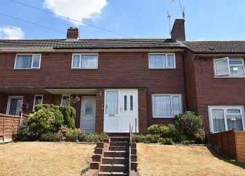 Thumbnail 3 bed terraced house for sale in Thorn Close, Whipton, Exeter