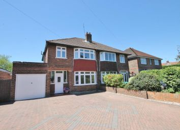 Thumbnail 3 bed semi-detached house to rent in Vicarage Road, Sunbury On Thames