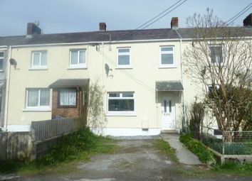 Thumbnail 2 bed property to rent in Southern Terrace, Pensarn, Carmarthen