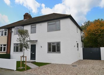 Thumbnail 4 bed semi-detached house to rent in Wootton Road, Abingdon-On-Thames