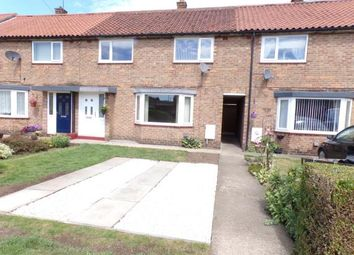 Thumbnail 3 bed terraced house for sale in Manor Green, Northallerton, United Kingdom