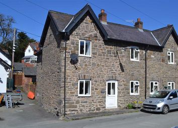 Thumbnail 2 bedroom semi-detached house for sale in Y Bwthyn, Llandinam, Powys