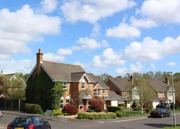 Thumbnail 4 bed detached house for sale in Twin Oaks Close, Broadstone, Poole