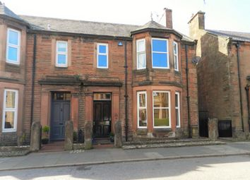 Thumbnail 4 bedroom semi-detached house for sale in 13 Charles Street, Annan, Dumfries & Galloway