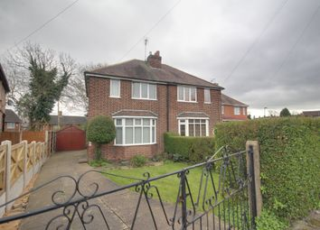 Thumbnail 3 bed semi-detached house for sale in Park Crescent, Wollaton, Nottingham