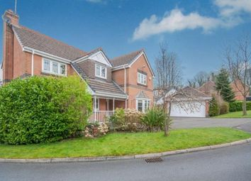 Thumbnail 4 bed detached house for sale in Acresbrook, Stalybridge, Greater Manchester