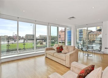 Thumbnail 1 bed flat for sale in Halcyon Wharf, 5 Wapping High Street, London