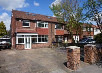 Thumbnail 3 bed semi-detached house for sale in Hillcrest Road, Offerton