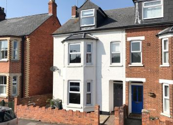 Thumbnail 4 bedroom semi-detached house for sale in Craven Road, Newbury