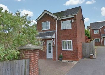 Thumbnail 3 bed detached house for sale in Davids Close, Redditch, Worcestershire