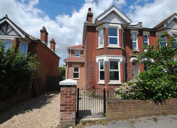 Thumbnail 4 bedroom semi-detached house for sale in Hillside Avenue, Southampton