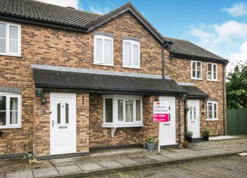Thumbnail 2 bed semi-detached house for sale in St Francis Court, North Hykeham, Lincoln