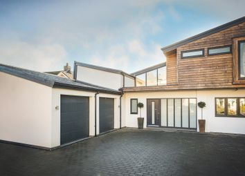 Thumbnail 5 bed detached house for sale in Burley Lane, Quarndon, Derby