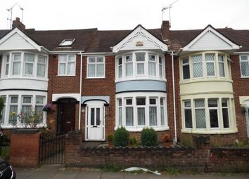 Thumbnail 3 bed terraced house for sale in Branksome Road, Coundon, Coventry