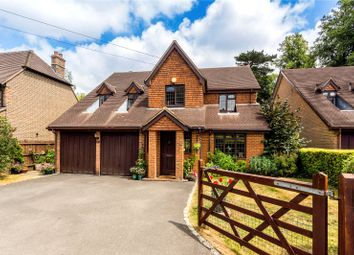 Thumbnail 5 bed detached house for sale in Whyteleafe Road, Caterham, Surrey