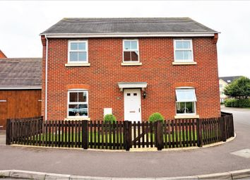 Thumbnail 4 bed detached house for sale in Coldstream Way, Thatcham