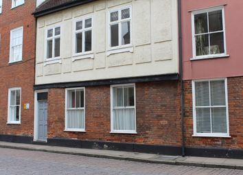 Thumbnail 1 bed flat for sale in Athenaeum Lane, Bury St. Edmunds