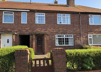 Thumbnail 3 bed terraced house for sale in Tyrone Avenue, Blackpool, Lancashire