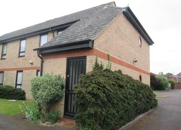 Thumbnail 2 bedroom flat to rent in Stamford Close, Royston