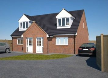 Thumbnail 3 bed semi-detached house for sale in Plot 1 March Flatts Court, March Flatts Road, Thrybergh, Rotherham, South Yorkshire