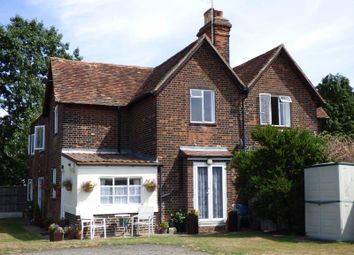 Thumbnail 1 bed flat to rent in Bons Farm Cottages, Stapleford Tawney, Romford, Essex