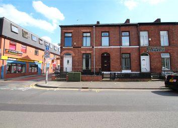 Thumbnail 3 bedroom end terrace house for sale in Drake Street, Rochdale