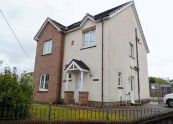 Thumbnail 4 bed detached house to rent in Llys Y Foel, Foelgastell, Llanelli