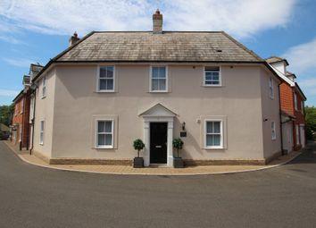 Thumbnail 4 bedroom link-detached house for sale in Barley Close, Mistley, Manningtree