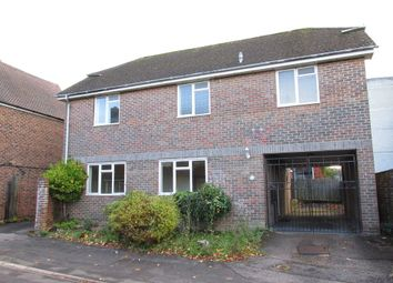 Thumbnail 4 bed detached house for sale in The Lane, Gosport