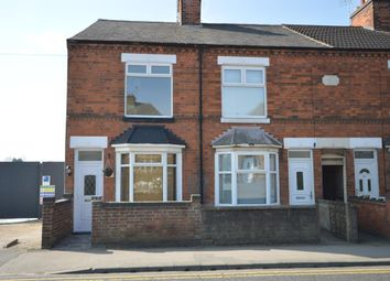 Thumbnail 2 bed end terrace house to rent in Moat Street, Wigston