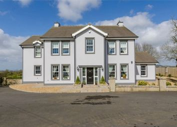 Thumbnail 4 bed detached house for sale in Tobergill Road, Templepatrick, Ballyclare, County Antrim