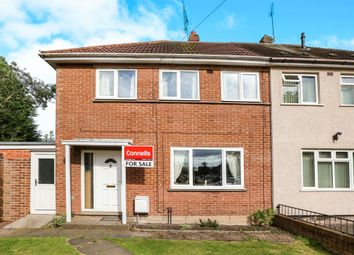 Thumbnail 3 bed semi-detached house for sale in Slade Road, Fordhouses, Wolverhampton