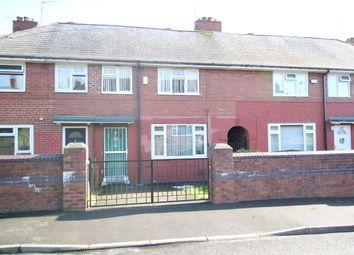 Thumbnail 3 bedroom terraced house for sale in Brander Road, Gipton, Leeds