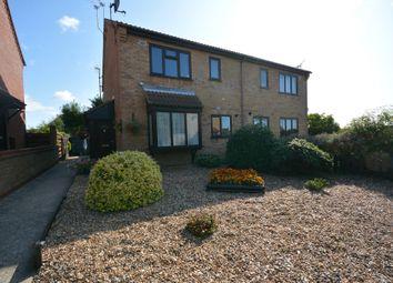 Thumbnail 1 bedroom end terrace house for sale in Staplehurst Close, Carlton Colville, Lowestoft