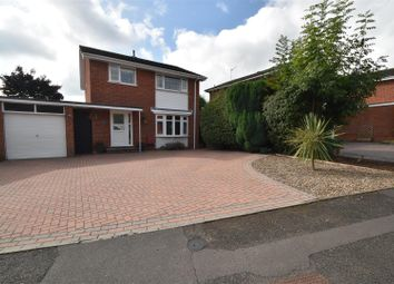 Thumbnail 4 bed detached house for sale in Leycroft, Droitwich