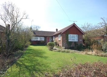 Thumbnail 2 bed detached bungalow for sale in Clover Rise, Whitstable