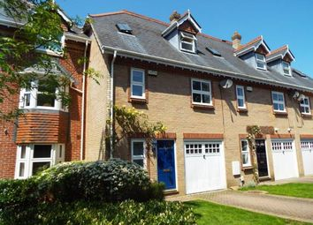 Thumbnail 3 bedroom terraced house for sale in Braidley Road, Bournemouth, Dorset