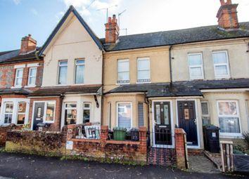 3 bed terraced house for sale in Coronation Road, Basingstoke RG21