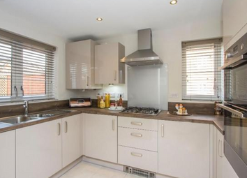 Thumbnail 3 bed town house for sale in Grosvenor Gate, Humberstone, Leicestershire