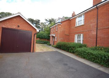 Thumbnail 4 bed property to rent in Rossmere Mews, Brentwood